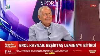 Erol Kaynar, Beşiktaş'ın Yeni Transferini Açıkladı! İşte O İsim