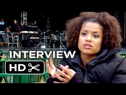 Beyond The Lights Interview - Gugu Mbatha Raw (2014) - Minnie Driver Drama HD