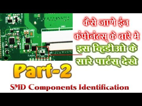 How to Identify SMD Components on Laptop Motherboard 2