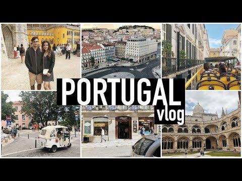 PORTUGAL VLOG |