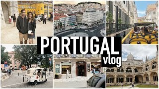 PORTUGAL VLOG | TRAVEL WITH ME to Lisbon, Porto + More!