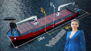 видео Движение судов по азовскому морю