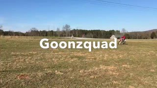 Goons Tear Up The Field