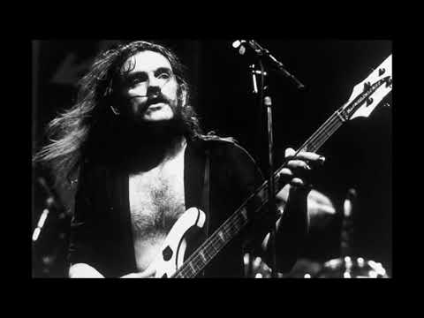 Motörhead Stay Clean (with lyrics)