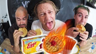 SPICIEST WAFFLES ON EARTH!