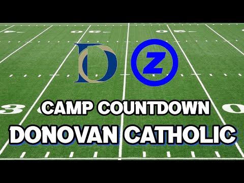 Donovan Catholic | 2020 JSZ Camp Countdown Preview