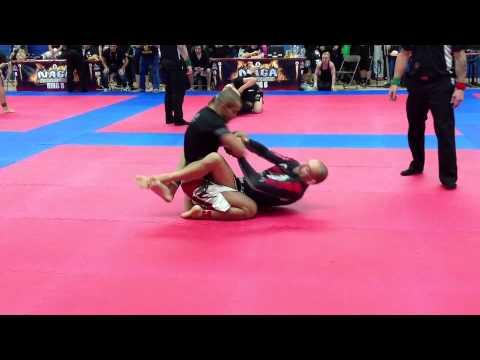 Nick Brooks NAGA 2012 NOGI final