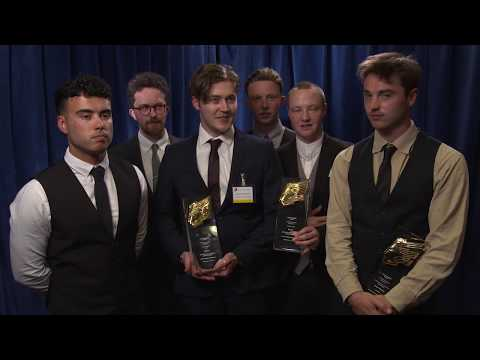 RTS Student Television Awards 2017: The Highlights