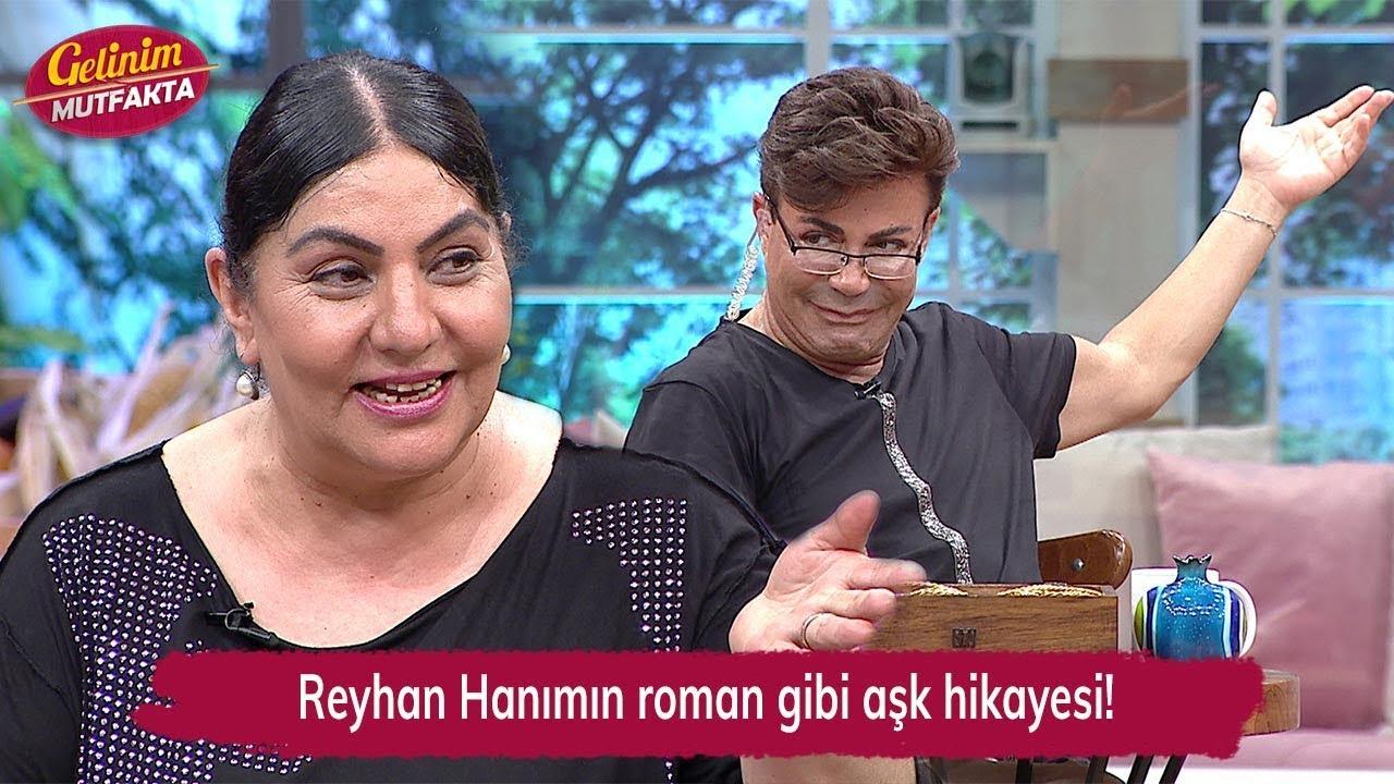Reyhan Hanımın roman gibi aşk hikayesi! Gelinim Mutfakta 99. Bölüm