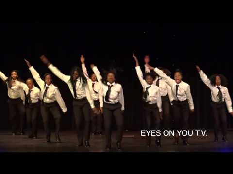 EYES ON YOU TV. STEP SHOW HALIFAX COMMUNITY COLLEGE BEAM ENT.