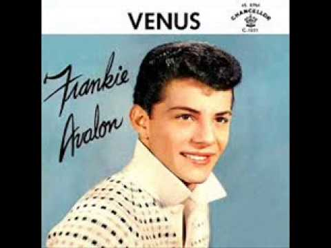 Frankie Avalon - Venus HQ