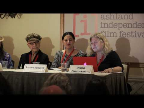 AIFF2016 TalkBack   Women Make Indie Movies   April 9, 2016