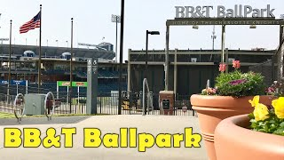 Bb&t Ballpark Uptown Charlotte Nc Charlotte Knights
