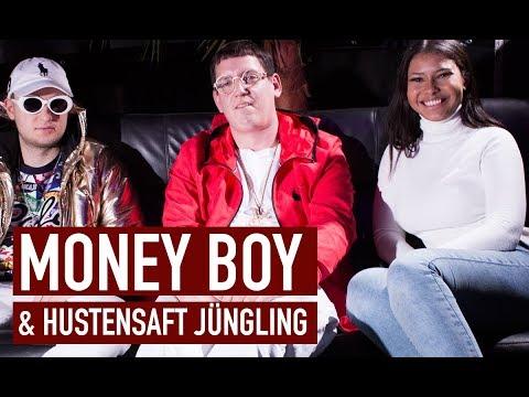 Money Boy und Hustensaft Jüngling über die Flat-Earth, Kollegah, Bitcoins & Ali As (16BARS.TV)