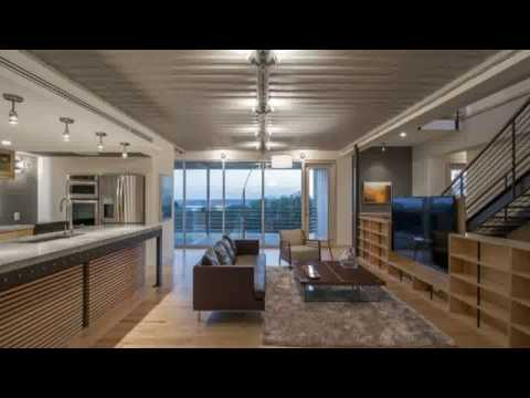 shipping container house inside - spectacular 20ft off-the-grid tiny shipping container house