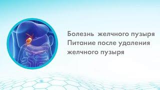 Болезнь желчного пузыря|Питание после удаления желчного пузыря