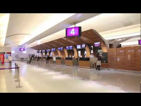 Taiwan Taoyuan (Taipei) International Airport Tour