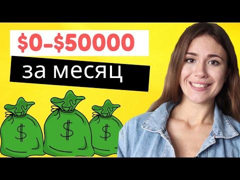 ДРОПШИППИНГ С Нуля: $0-$50,000 За Месяц - Пошаговая Инструкция