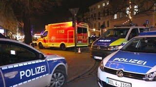 Bomben-Alarm in Potsdam: Weihnachtsmarkt evakuiert