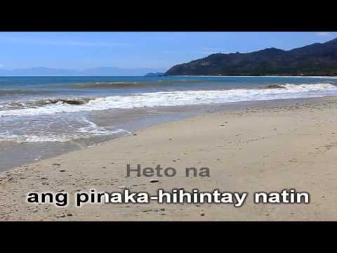 Yakap Sa Dilim - Orange And Lemons (KARAOKE) HD