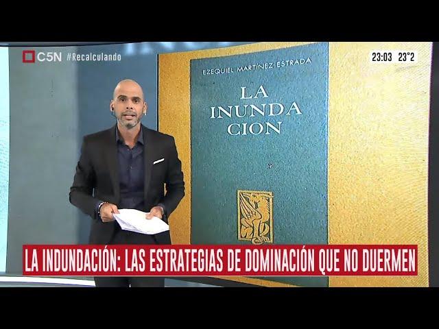 """""""La inundación"""". Un cuento de Martínez Estrada..."""