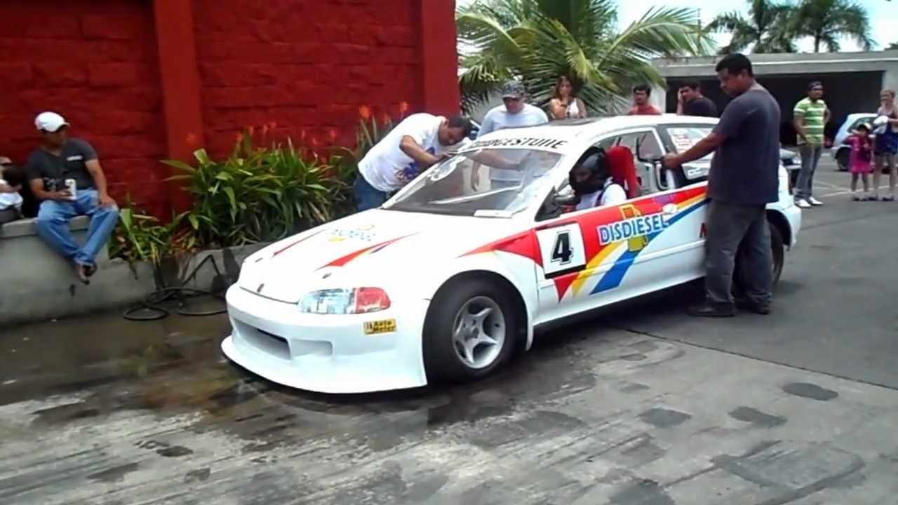 Honda Civic D16Z6 all motor guatemala