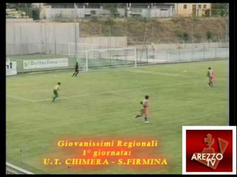 Giovanissimi reg. Union Team Chimera - Santa Firmina (Arezzo Tv)