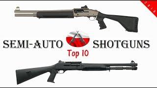 10 Semi-Auto Shotguns 2018