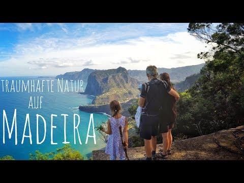 Sailing 7seas - Traumhaftes Madeira - eine Woche Natur genießen || Vlog #9