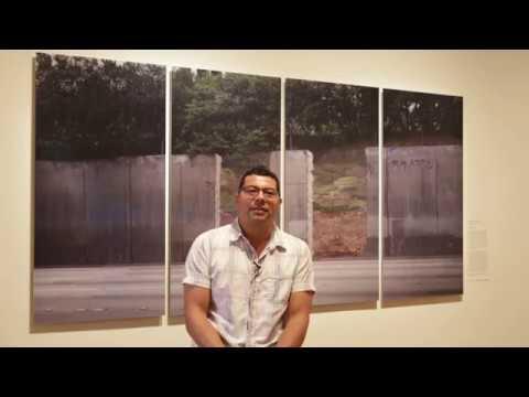 "Meet The Artist: Ruben Ochoa on ""What if Walls Created Spaces?"""