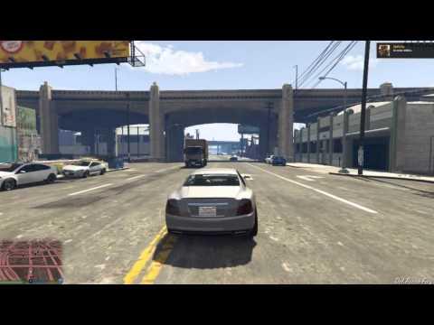 [OPZ TV]GTA V 1#  เปิดเกมส์วันแรก บ่าวขอเกรียนโหน่ยยยยยย!!