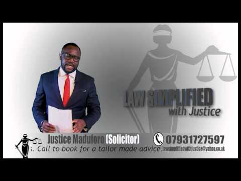 LAW SIMPLIFIED WITH JUSTICE(JUDICIAL REVIEW IN IMMIGRATION LAW)