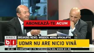 Băsescu, atac la UDMR- Romii au ziua lor?Da, dar romii nu au cerut alipirea Romaniei la India