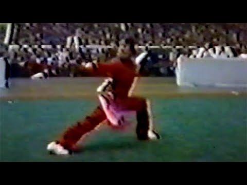 【武術】1984 男子刀術 (4/4) / 【Wushu】1984 Men Daoshu (Broadswordplay) (4/4)