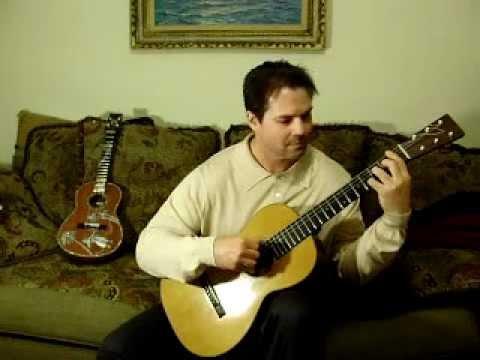 1870 Martin Parlor Guitar -