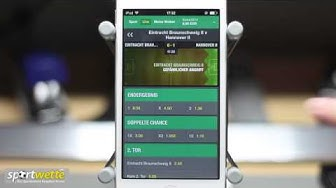 bet365 Sportwetten App im Test