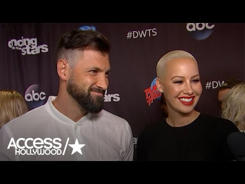 Maksim Chmerkovskiy & Amber Rose: How Is Training For 'Dancing' Season 23 Going?