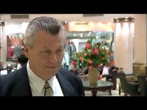 Gerhard Patzer, General Manager, The Durban Hilton, SA