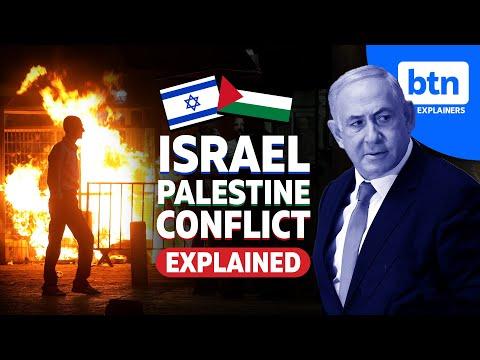 Israel / Palestine Conflict Explained: Sheikh Jarrah, Hamas,