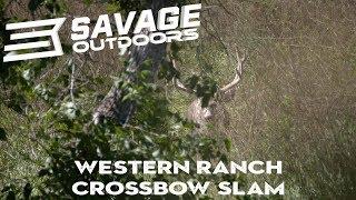 Western Ranch Archery Slam - Savage Outdoors