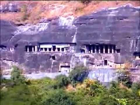 Ajanta Cave and Painting full Tour The eye of Tourist uncut not Edited