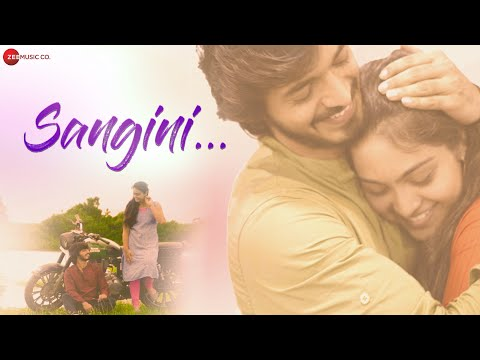 Sangini - Official Music Video | Aditya Mangate & Asmita Bharti | Anuradha Pendse