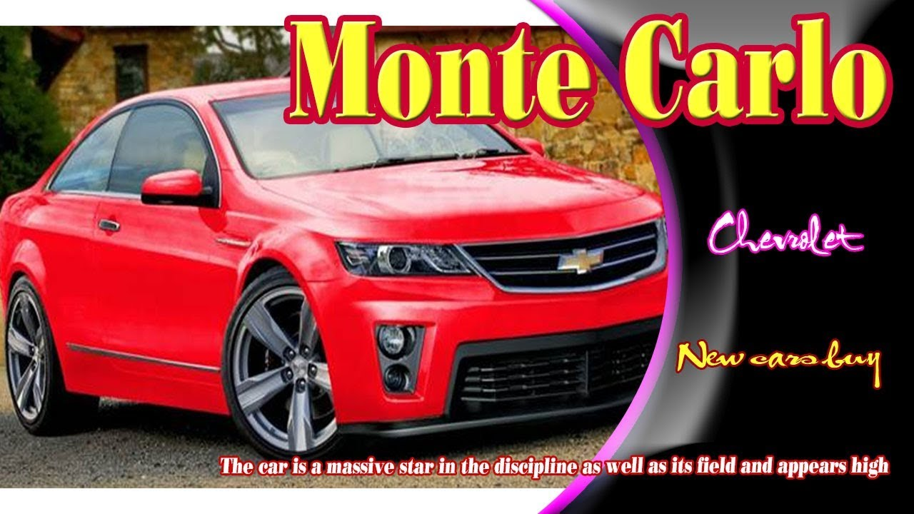 2019 chevy monte carlo 2019 chevy monte carlo concept 2019 chevy monte carlo ss new cars. Black Bedroom Furniture Sets. Home Design Ideas