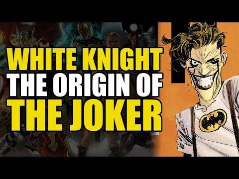 The Origin of The Joker (Batman: White Knight Part 2)