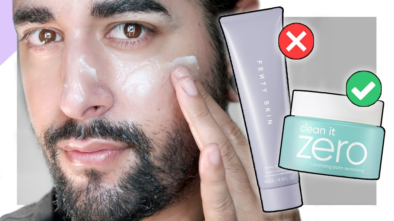 You're Cleansing Wrong! Morning / Evening Cleanse Do's And Don'ts ✖  James Welsh
