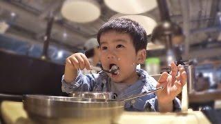 Kids Love This Restaurant! 준이가 이 식당을 제일 좋아하는 이유는?