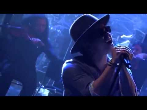 Bruno Mars - Young Wild Girls Live Performance