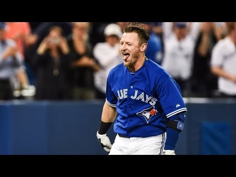 Josh Donaldson || AL MVP || Blue Jays Highlights