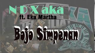 Bojo Simpenan Lirik   NDX aka ft Eka Martha   YouTube