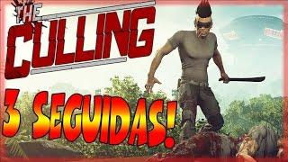 TRES SEGUIDAS!!!! PERO DE QUE¿? THE CULLING - Patty Dragona